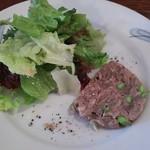 108475714 - 前菜とサラダ