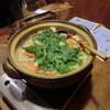 赤鬼 - 料理写真:鍋料理をお願いしました