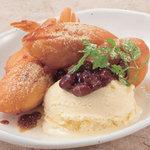 とりでん - 大人気の豆乳きな粉パン等250円デザートも新メニューからパワーアップ!!