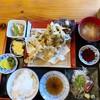 ひととき - 料理写真:鎌倉地さざえ定食