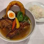 スープカリーシーエス - トンタンベジタブル