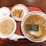 たつみ亭 - 料理写真:ランチAセット