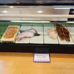 かなえ寿司 - ネタケース