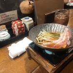 washokuizakayashummon - 先に来た鍋