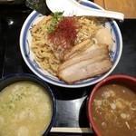 つけ麺や 武双 - 二種つけ麵中盛 1,200円