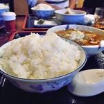 だるま食堂 - 定食類のご飯