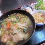 10849841 - 広東麺セット