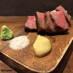 肉バルサンダー - 黒毛和牛のフィレ肉