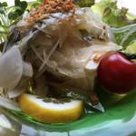 うちげの料理 八塩 - 中からお豆腐が
