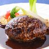 Keiemuthi - 料理写真:ハンバーグステーキ
