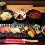 108496050 - 寿司定食 780円