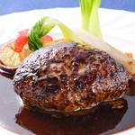 KMT - 料理写真:ハンバーグステーキ