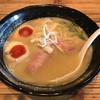あんぼう - 料理写真:濃厚鶏白湯らーめん ※煮卵追加