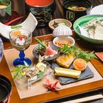彩懐石 東浦和高砂 - 料理写真:懐石コース「はなみずき」