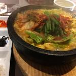 李朝園 - ・石焼ホルモンセット