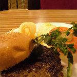 ベイス - ハンバーガー 900円