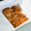 腰掛庵 - 料理写真:わらび餅