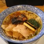 麺や ぶたコング - 魚青ラーメン