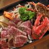 胡座イタリアン - 料理写真:ステーキ&ロブスター