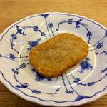 八阪精肉店 - 料理写真:ハッシュドポテト