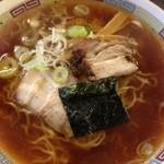 ふじわら屋 - ラーメン500円 2011.12