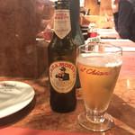 イル・キャンティ アズーロ - イタリアビール モレッティ