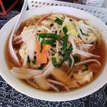 花水ラオシャン田村 - 料理写真:野菜タンメン2019.05.19