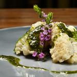 セルヴァッジョ - 料理写真:ハモ