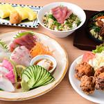 みなみ町食堂 - コース_3,000円
