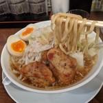 108514034 - 平太麺はカタメな歯触り