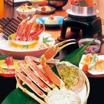 北海道かに将軍 - ゆでかに感謝祭「蟹旬」