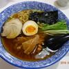 もりもり亭 - 料理写真:和風にぼしラーメン