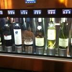 mitsuboshiyatai - プリペイド式のワインサーバー オーパス・ワンがグラスで飲めます。