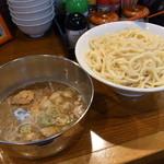 コクブンジ55 - つけ麺(大盛)