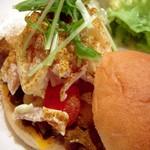 リンデン - Sandwich