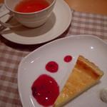 リンデン - ベイクドチーズケーキ