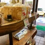 小松パン店 - 牛乳パン発見!