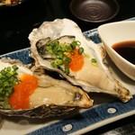 個室居酒屋 卯之屋 赤坂見附店 - 生牡蠣