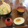 Nankisusaminomegumishokudousoukai - 料理写真:海鮮天丼