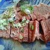 山武商店 - 料理写真:飛騨牛・100g1,480円なので、これで8,524円。