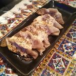arashuekizochikkudainingu - カマンベール餃子