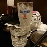 個室居酒屋 卯之屋 赤坂見附店 - 生ビールのあとは芋焼酎