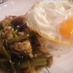 Soul Food Bangkok - メインプレート