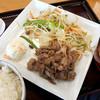 レストラン ポロ - 料理写真:限定塩合鴨定食1200円