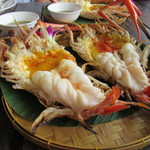 Sai Thong River Restaurant - 手長えび