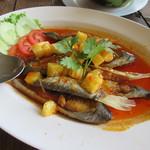 Sai Thong River Restaurant - 意外にうまい魚