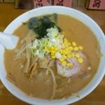 万龍 - 味噌ラーメン