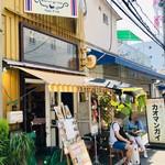 大阪カオマンガイカフェ - 外観