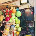 大阪カオマンガイカフェ - 入口