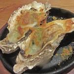 東京酒BAL 塩梅 - 牡蠣生海苔グラタン